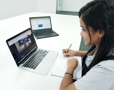 視訊會議透過G Suite的Meet實現的案例