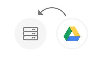 將Google Drive雲端硬碟的資料備份到NAS