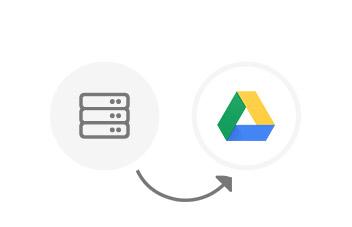 將NAS資料備份到Google Drive雲端硬碟