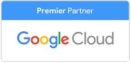 我們是經Google官方認證的Google Cloud菁英合作夥伴