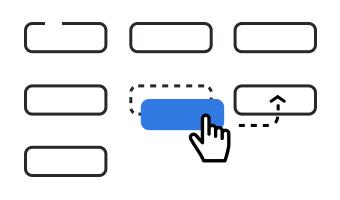 Pipedrive 視覺化的案件卡片排序