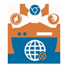 指定瀏覽器 Browser Restriction
