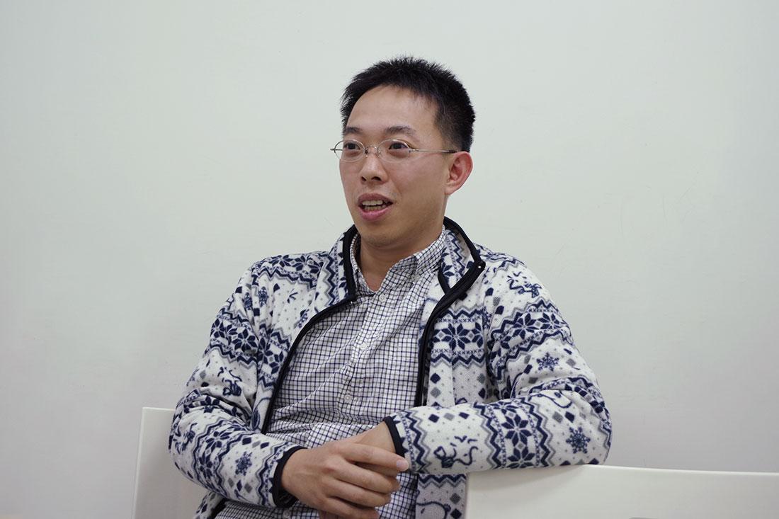 照片為台灣文創李先生分享Google雲端硬碟的使用情況