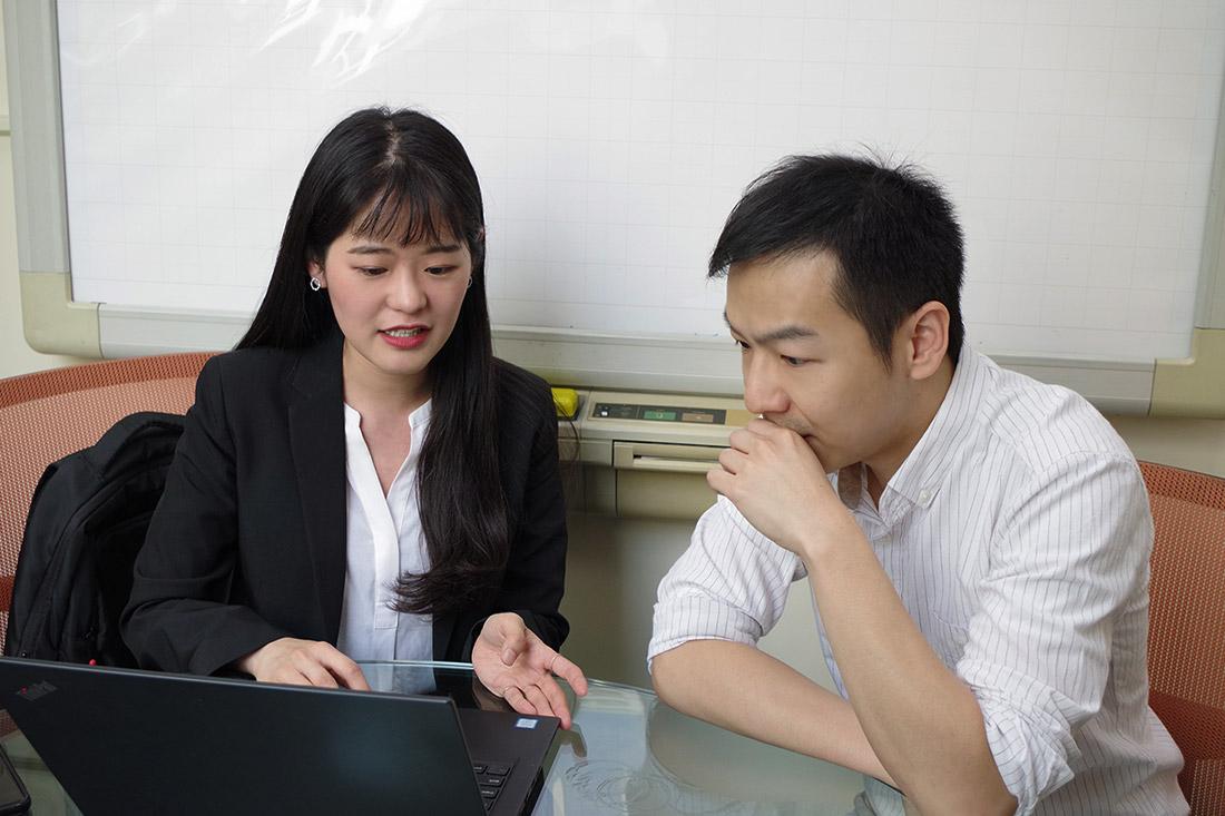 透過使用者教育訓練,讓員工輕鬆學習雲端協作工具