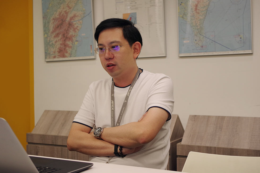 開業營運前,透過台灣經銷商協助導入G Suite