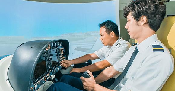 安捷飛航訓練中心
