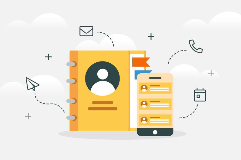 Google Workspace專用的企業內部「共用通訊錄」功能分享
